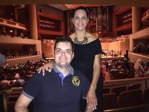 The Meyerson Symphony Center em Dallas TX